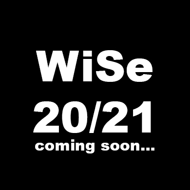 WiSe 20/21 coming soon…